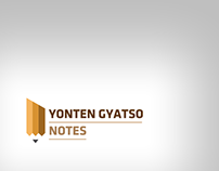 Branding: Yonten Gyatso Notes
