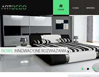 "Web Design "" ART DECO """