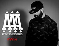 AAA (Asphalt Academy Apparel) FW14