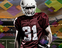 Schedule a Meeting Campaign with Football Incentive