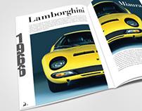 Lamborghini Automobili - Magazine