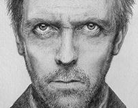 Hugh Laurie, Graphite, A4
