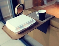 JeertAllah portable tray