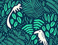 Amazona (Pattern)