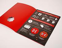 D.E Folder