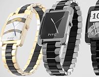 HTC Omni - Luxury Smartwatch Concept