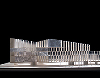 Francisco Mangado - Pałac Kongresów Palma de Mallorca