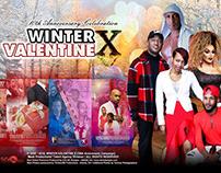 WINTER-VALENTINE 10th Anniversary Campaign 2019