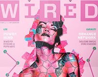 Wired in Radiant Orchid