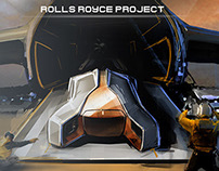 Rolls royce project