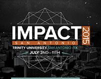 NAD IMPACT San Antonio Event Flyer