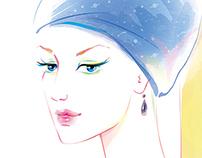 Girl With Earring
