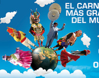 Carnaval Oruro 2009