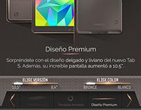 Samsung Galaxy Tab / Mobile + Tablet