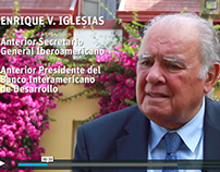 Entrevista a Enrique V Iglesias - Ex Presidente del BID