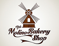 The Molino Bakery Shop - Branding Identity