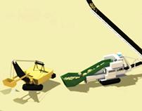 Shore Gold Inc. Diamond Mining Process Animation