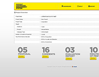 Indosat Dashboard Management System