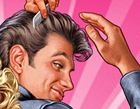 THEATRE POSTER: GREASE