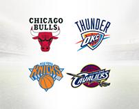 NBA Team Wallpapers