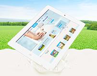 MD Milk website