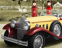 Car color Restoration