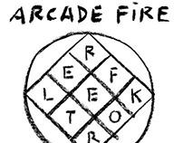 Arcade Fire - Reflektor Tour 2014