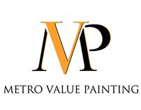 Metro Value Painting - branding