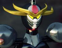 Robot HDR | 2003