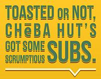 Cheba Hut - Promotional Poster