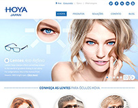 HOYA - Novo Website