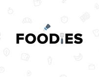 FOODIES - ICON SET
