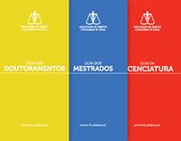 Brochuras oferta formativa | Faculdade de Direito