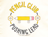 Pencil Club for Scout and Whistle