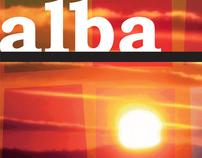 Agenda personal, editorial. ALBA 2008