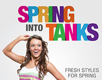 Spring into Tanks
