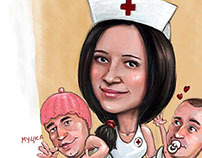 medical girl