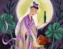 Mother of Mercy Kuan Yin