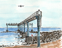 Sketching Lanzarote