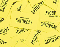 Kate Spade Saturday Packaging and Product