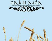 Oran Mor Magazine - Cover Designs