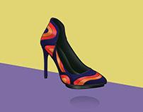 Footwear Design / Rendering