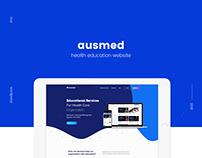 Medical Education Website - Ausmed