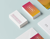 Corporate Identity (Personal Project)