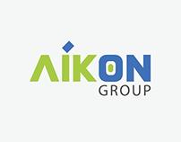 AIKON Group - Logo Design Concept