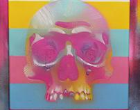'Test Card Skull 002'