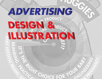 Advertising Design & Illustration
