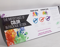 Infographic: The Importance of Color in Package Design