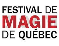 Poster - Festival de Magie de Québec