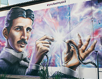 Nikola Tesla/ Sochi, 2018.